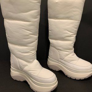 Michael Kors Gamma Cold Weather Tall Boots 8 New